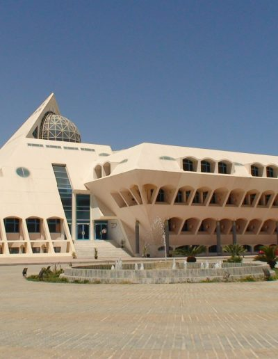City of Scientific Research and Technological Applications SRTA-City